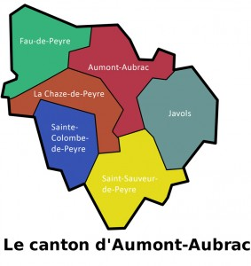 Canton d'Aumont Aubrac
