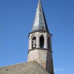 Clocher de la chapelle de la commune de la Chaze de Peyre en Lozère