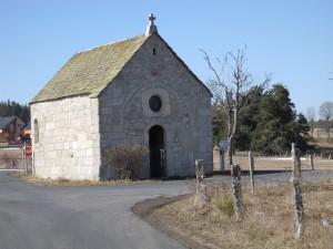 Chapelle la Chaze de Peyre